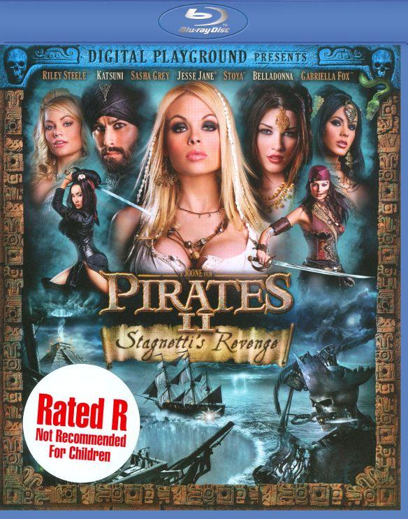 Pirates Ii: Stagnetti's Revenge : pirates, stagnetti's, revenge, Pirates, Stagnetti's, Revenge, [Blu-ray], [2008]