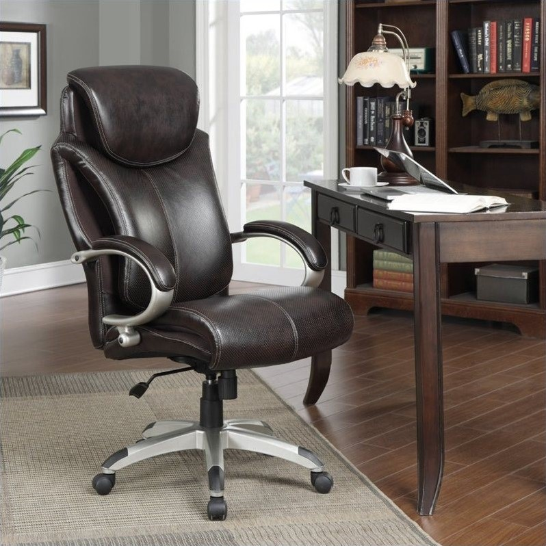 game of thrones office chair wheelchair hire serta air health wellness big tall executive brown 43809 roasted chestnut
