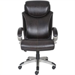 Guy Brown Office Chairs Ergonomic For Serta Air Health Wellness Big Tall Executive Chair 43809 Best Buy