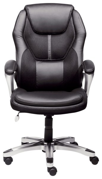 executive office chairs Serta Executive Office Chair Black 43673 - Best Buy