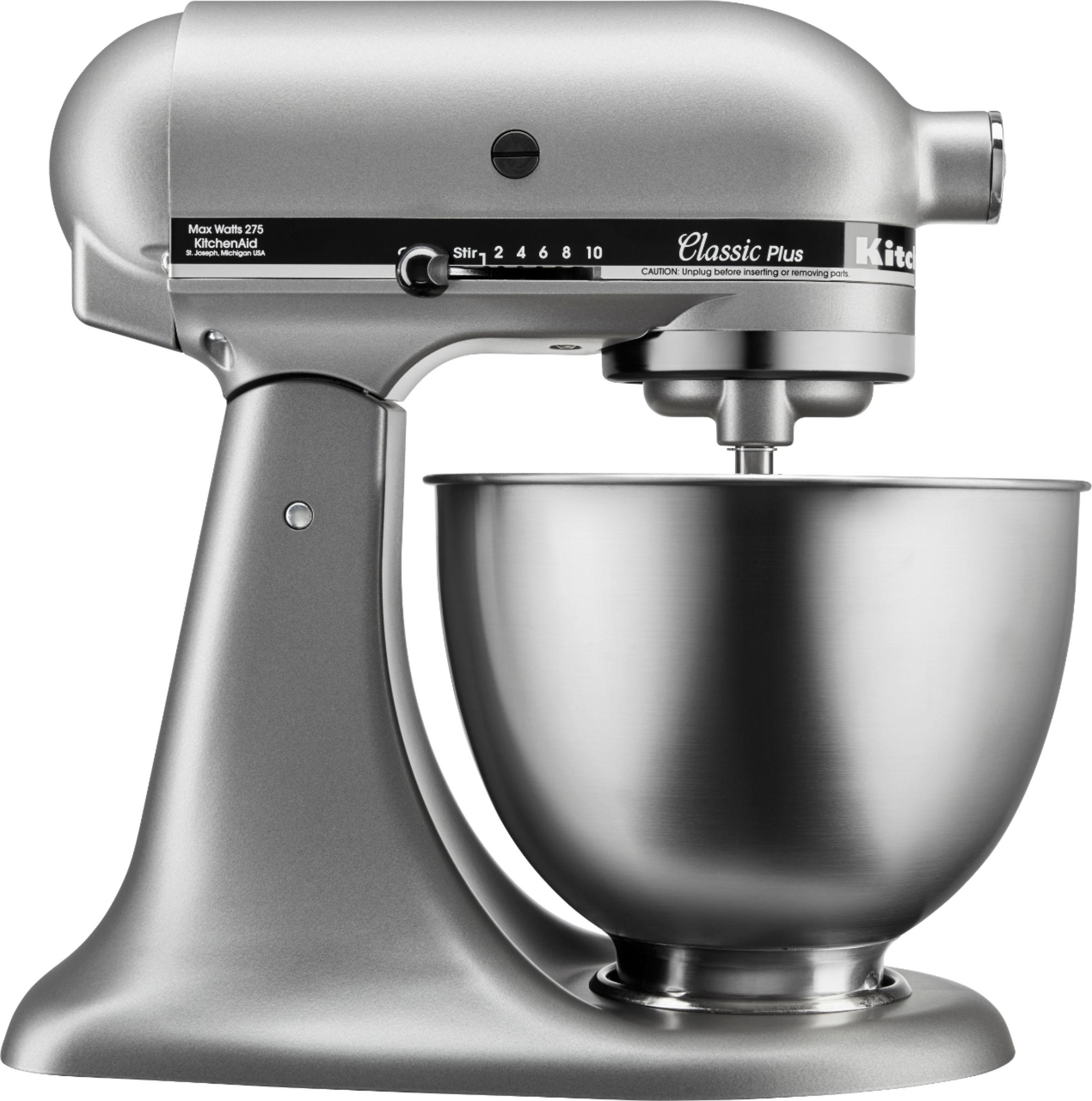 kitchen mixer miami cabinets kitchenaid classic stand silver ksm75sl best buy