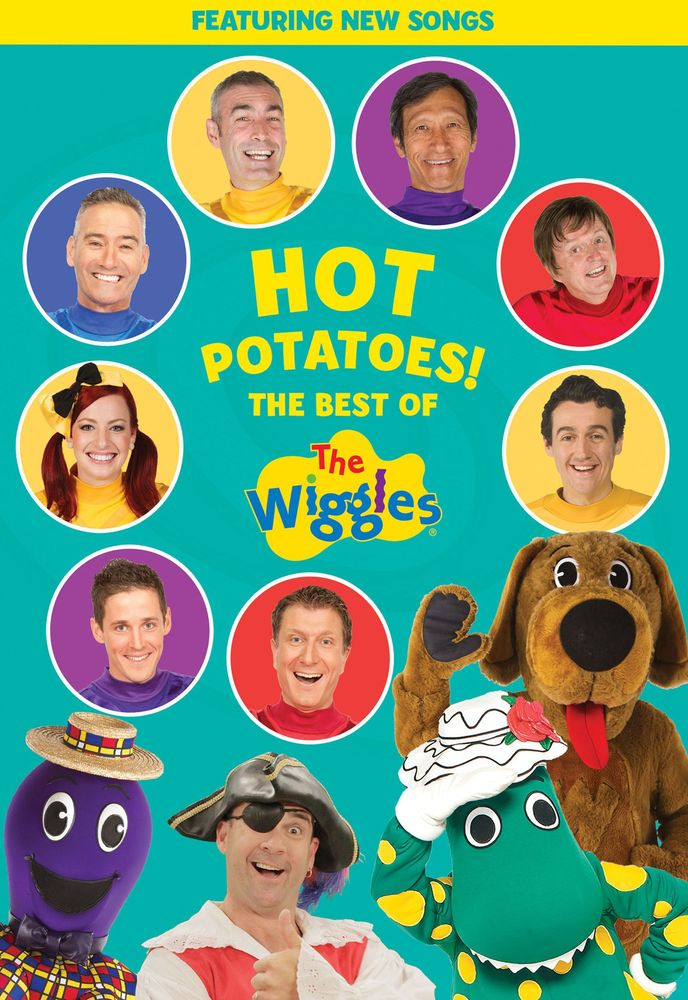 Best Buy The Wiggles Hot Potatoes The Best Of The Wiggles Dvd 2010