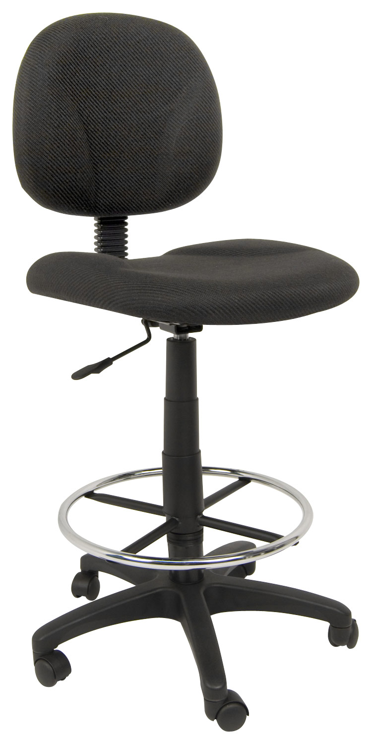 best drafting chair armchair meaning studio designs ergo pro black 18409 buy front standard