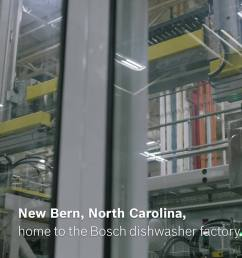bosch 100 series 24 tall tub built in dishwasher with stainless steel tub silver shx3ar75uc best buy [ 1920 x 1080 Pixel ]
