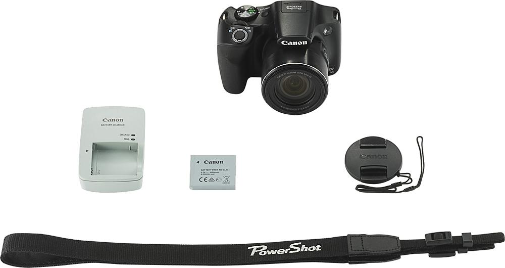 Canon PowerShot SX530 16.0-Megapixel HS Digital Camera