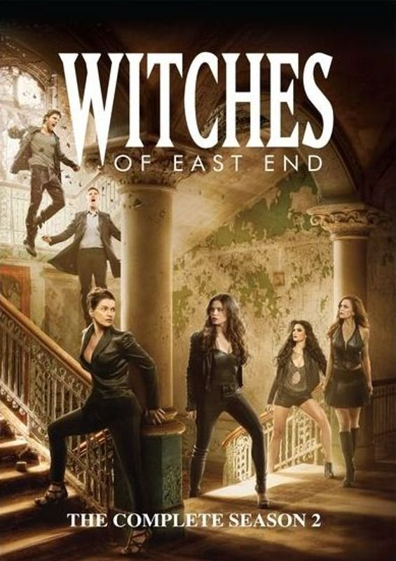 Witches Of East End Saison 3 : witches, saison, Witches, Complete, Season, Discs], [DVD]
