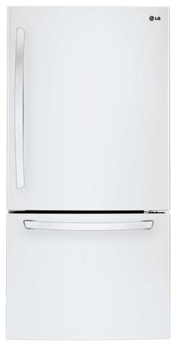 Best Buy: LG 23.8 Cu. Ft. BottomFreezer Refrigerator