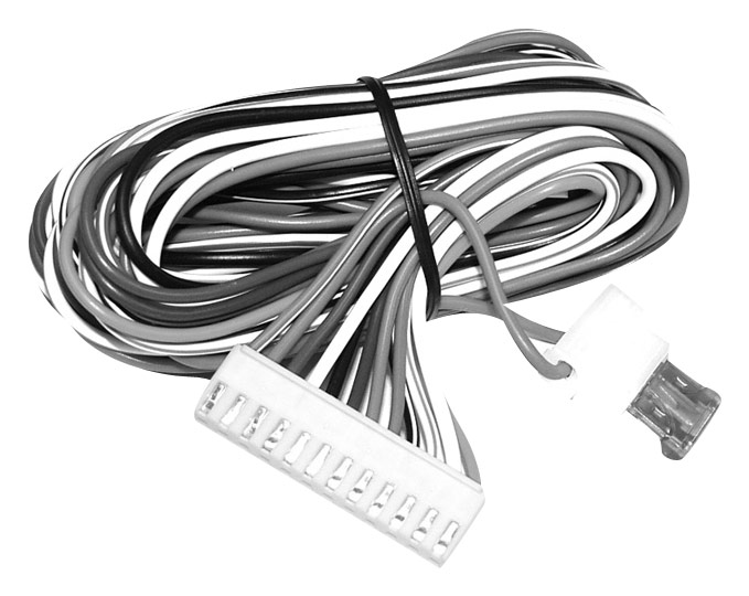 Directed Electronics 12-Pin 15A/10A Harness Black 8298