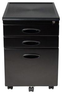 Calico Designs File Cabinet Black 51100BOX - Best Buy