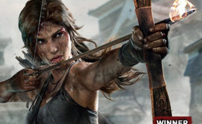 Tomb Raider Game Of The Year Edition Xbox 360 Best Buy