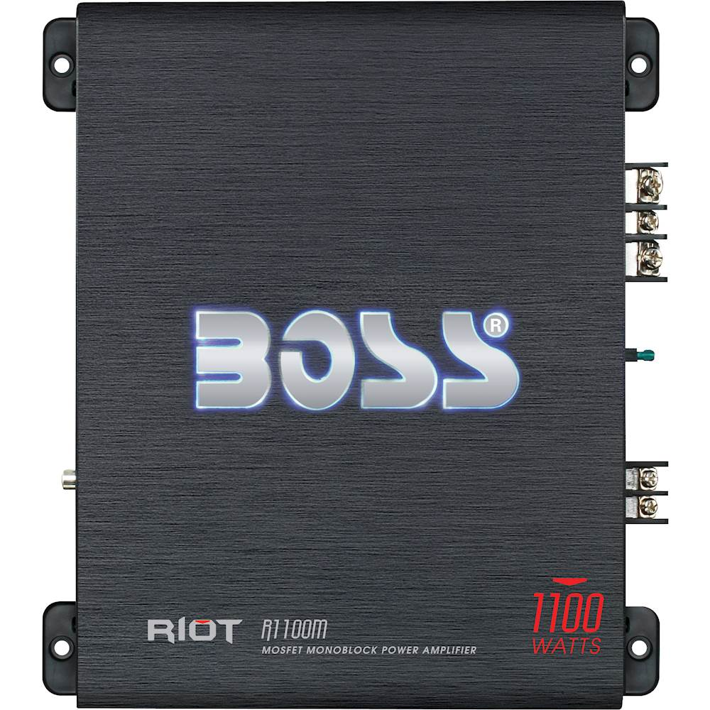Bos Ph1500m Audio Amp Wiring Diagram Vw Steering Column Mosfet Amplifier Medium Resolution Of Boss Riot 1100w Class Ab Mono With Variable Pignose