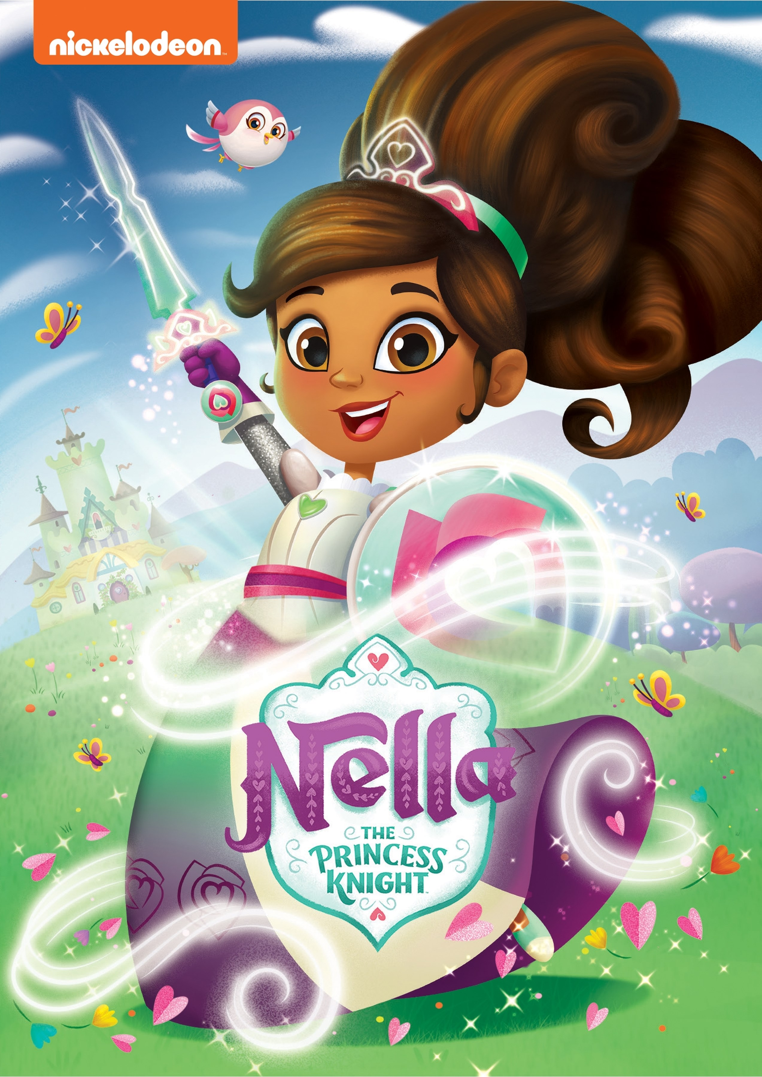 Nella the Princess Knight Official Teaser Trailer | Nick