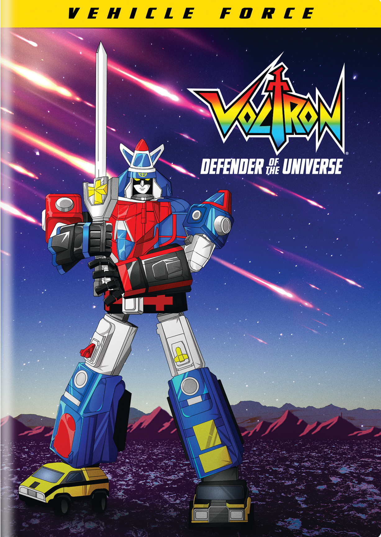 Voltron: Defender of the Universe Vehicle Force [DVD] - Best Buy