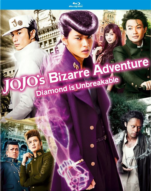 JoJo's Bizarre Adventure: Diamond Is Unbreakable...
