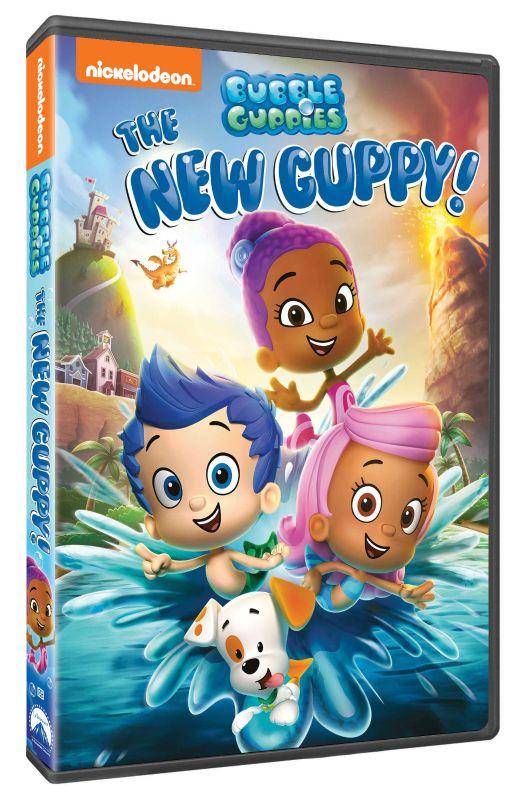 New Bubble Guppies : bubble, guppies, Bubble, Guppies:, Guppy!, [DVD]
