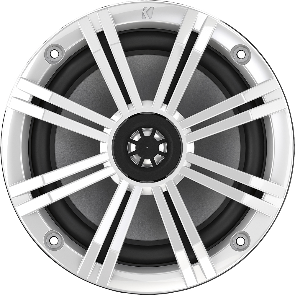 medium resolution of kicker km series 6 5 2 way marine speakers with polypropylene cones pair multi 43km654lcw best buy