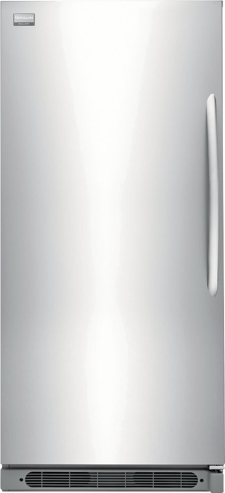 Best Buy Frigidaire Gallery 19 0 Cu Ft Frost Free Upright Freezer Stainless Steel Fgfu19f6qf