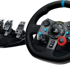 Steering Wheel Pc Grasshopper Insect Diagram Logitech G29 Driving Force Racing For Playstation 3 And 4 Black