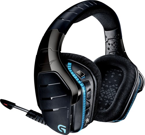 small resolution of logitech g933 artemis spectrum gaming headset black 981 000585 best buy