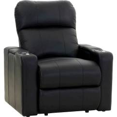 Theater Chairs Best Buy Comfortable Sitting Octane Seating Turbo Xl700 Straight Power Recline Home Black Front Zoom