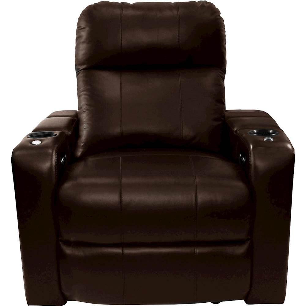 theater chairs best buy lounge chair cushions clearance octane seating turbo xl700 straight power recline home brown front zoom