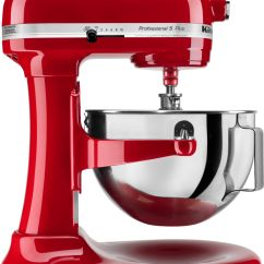 Mixer Kitchen Aid Huge Island Kitchenaid Kv25g0xer Professional 500 Series Stand Red Best Buy