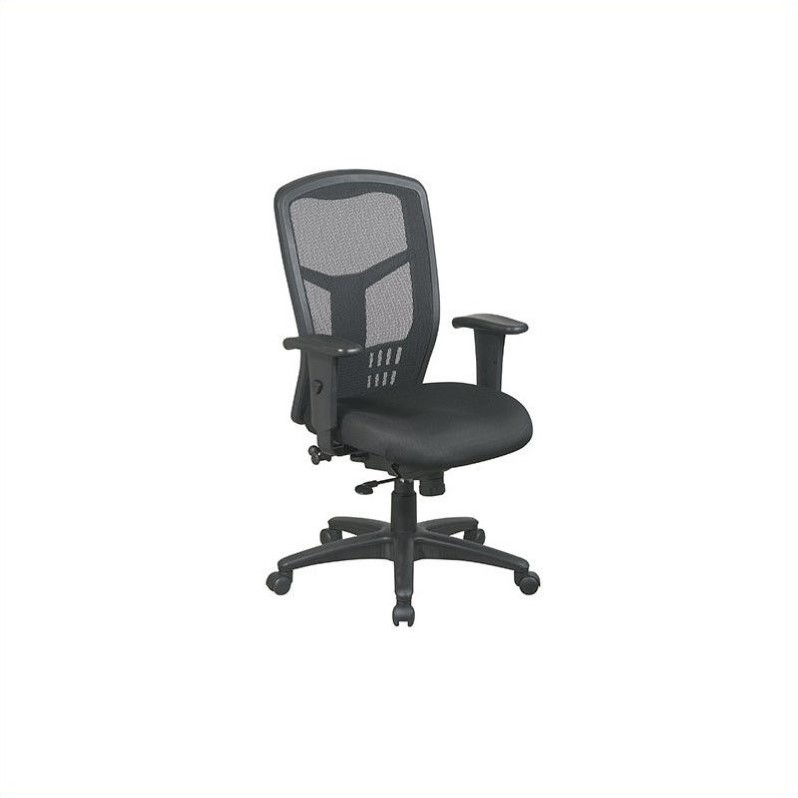 desk chair best buy red chairs in living room manager s office star furniture progrid mesh black