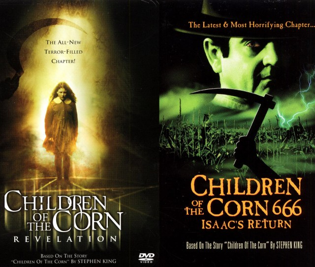 Best Buy Children Of The Corn Revelation Children Of The Corn 666 Isaacs Return 2 Discs Dvd Undefined