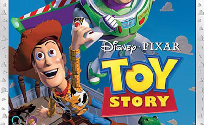 Toy Story 4 Discs Includes Digital Copy 3d Blu Ray