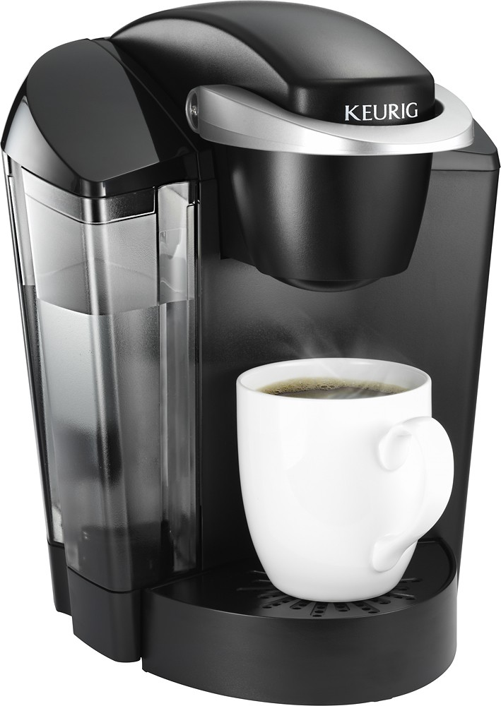 Keurig - K50 Coffeemaker - Black - Angle Zoom