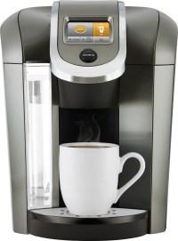 Keurig K525 Single-Serve K-Cup Coffee Maker Black 119305 ...
