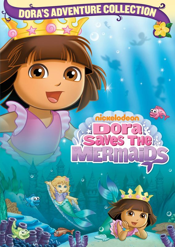 Dora End Credits : credits, Customer, Reviews:, Explorer:, Saves, Mermaids, [DVD]