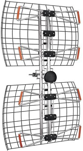 Best Buy: Antennas Direct Extended-Range Antenna Black