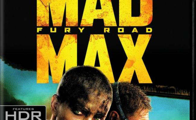 Mad Max Fury Road 4k Ultra Hd Blu Ray 2015 Best Buy