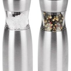 Microwave Kitchen Cart Interior Design Best Buy: Kalorik Automatic Salt And Pepper Mill Set ...