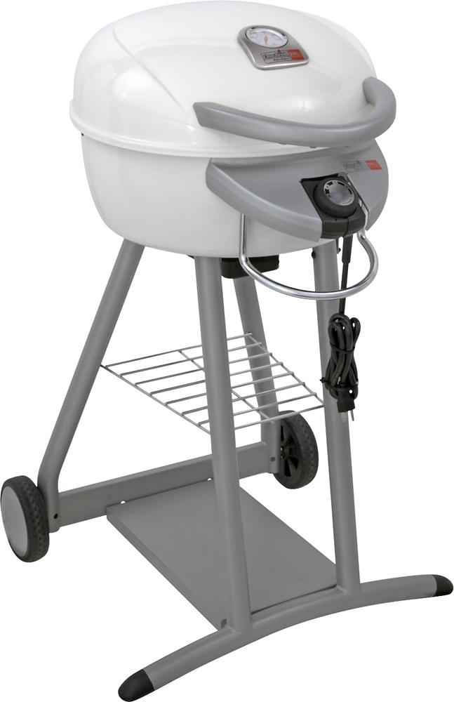 char broil patio bistro electric grill vanilla