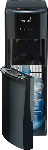 Primo Water Cleaning Instructions : primo, water, cleaning, instructions, Primo, Water, Bottom-Loading, Bottled, Dispenser, Black, PW-601088