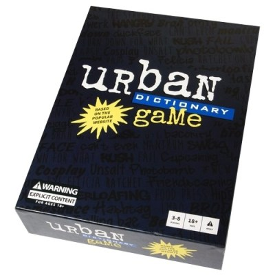 Urban Dictionary The Game Multi 79346001767 - Best Buy