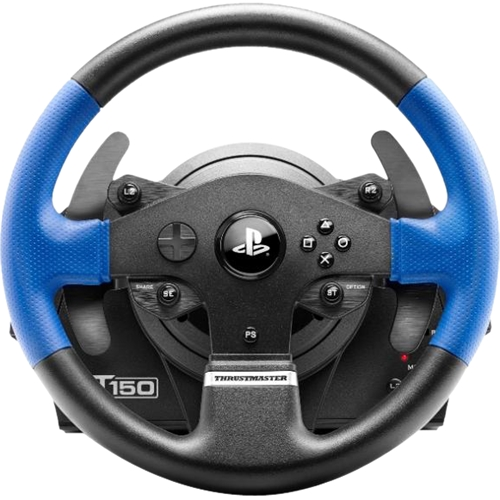 steering wheel pc 2008 pontiac grand prix stereo wiring diagram thrustmaster t150 rs racing for playstation 4 and front standard