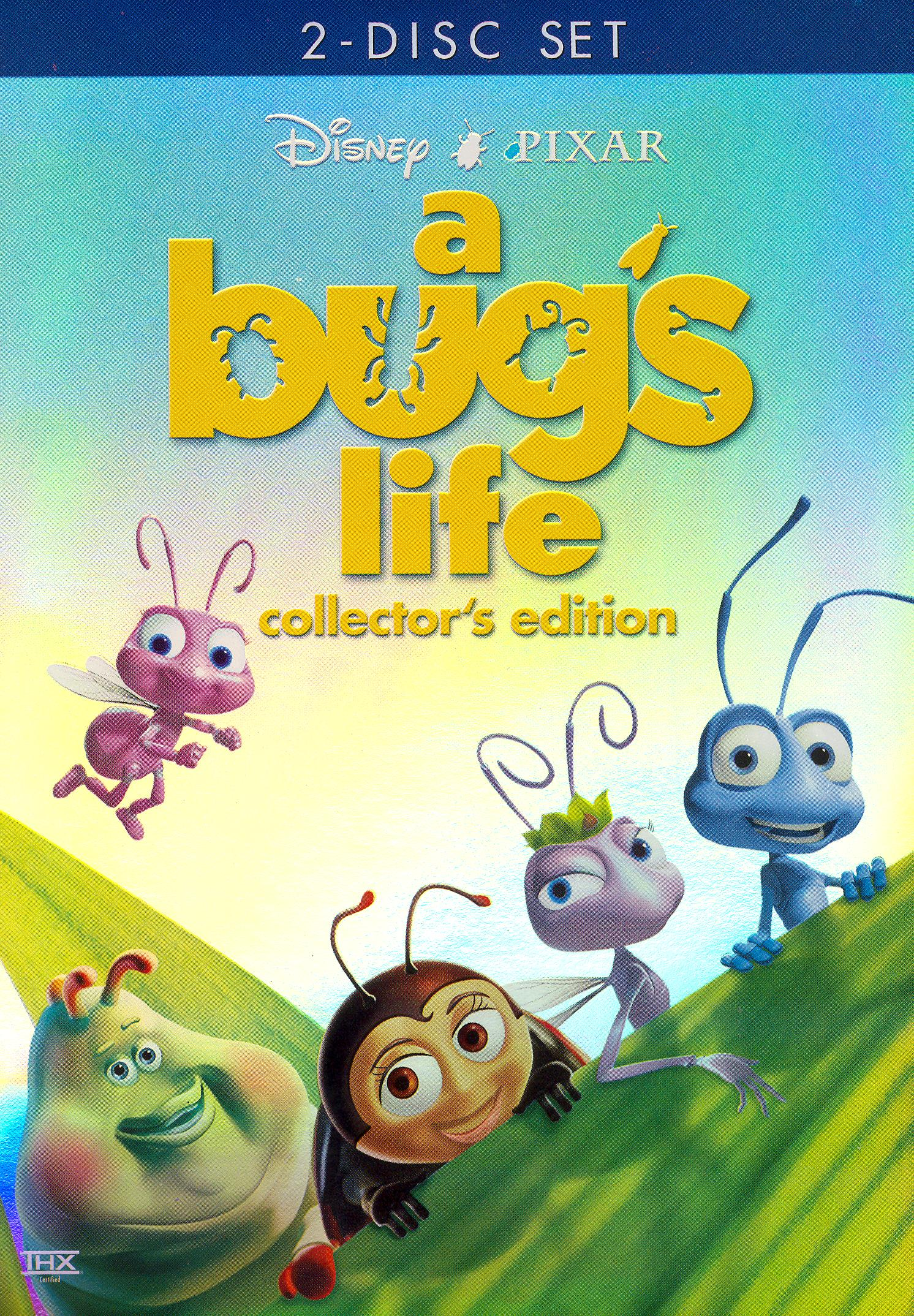 A Bug S Life Collector S Edition 2 Discs Dvd