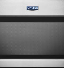 best buy maytag 2 0 cu ft over the range microwave with sensor cooking stainless steel mmv4205fz [ 3193 x 1763 Pixel ]