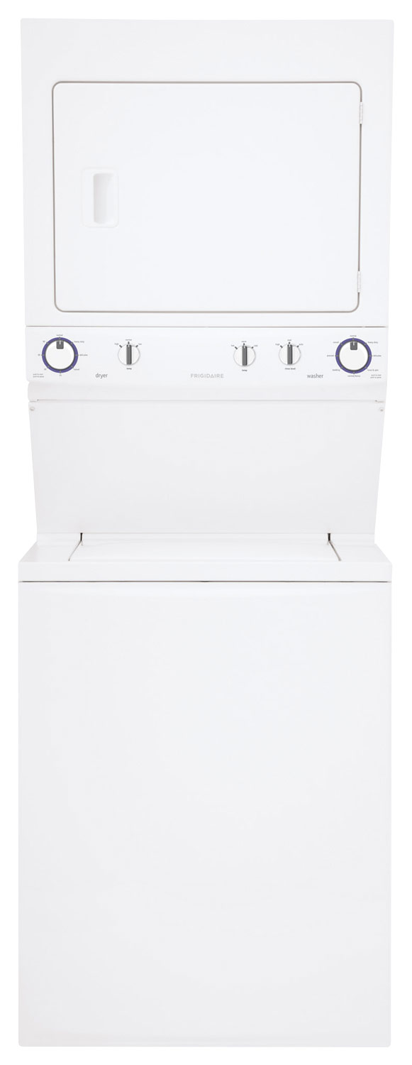 Best Buy: Frigidaire 3.8 Cu. Ft. 8Cycle Washer and 5.5 Cu