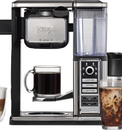 ninja coffee bar 10 cup coffee maker black stainless cf091 best buy with coffee maker schematic diagram on x ray machine parts diagram [ 2398 x 1641 Pixel ]