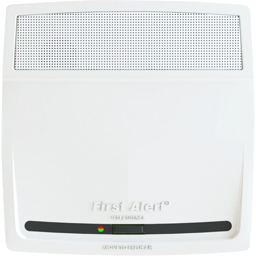 Best Buy: First Alert Low Profile Combination Smoke/Carbon
