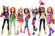 "mattel dc super hero girls 12"""