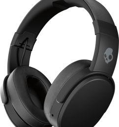 skullcandy crusher wireless over the ear headphones black coral s6crw k591 best buy [ 824 x 1000 Pixel ]