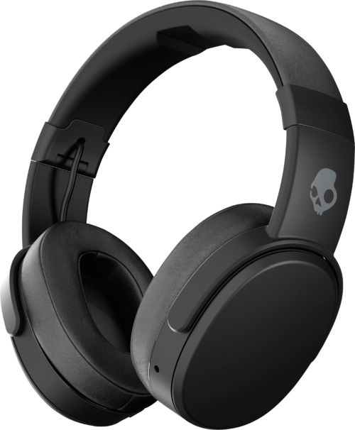small resolution of skullcandy crusher wireless over the ear headphones black coral s6crw k591 best buy