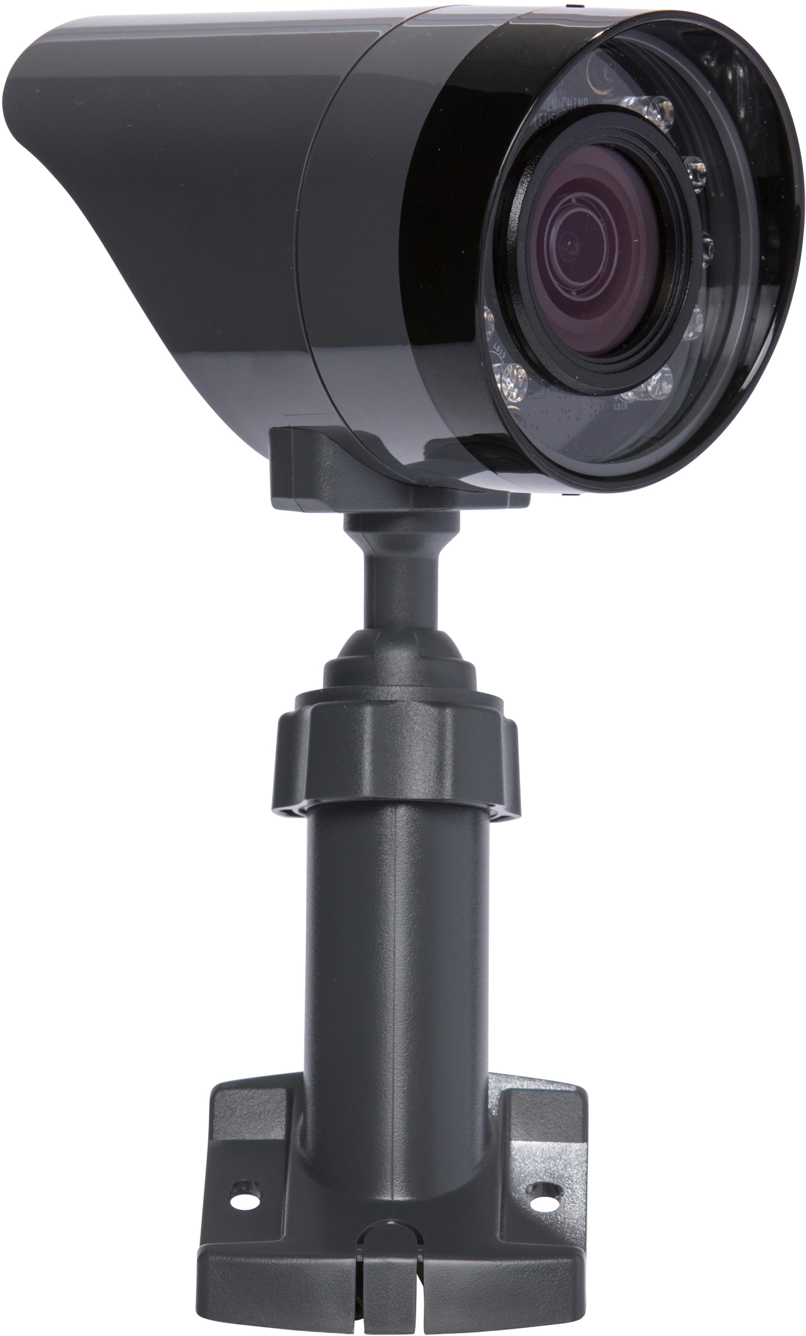 Best Buy Vivint Outdoor 1080p WiFi Security Camera Dark