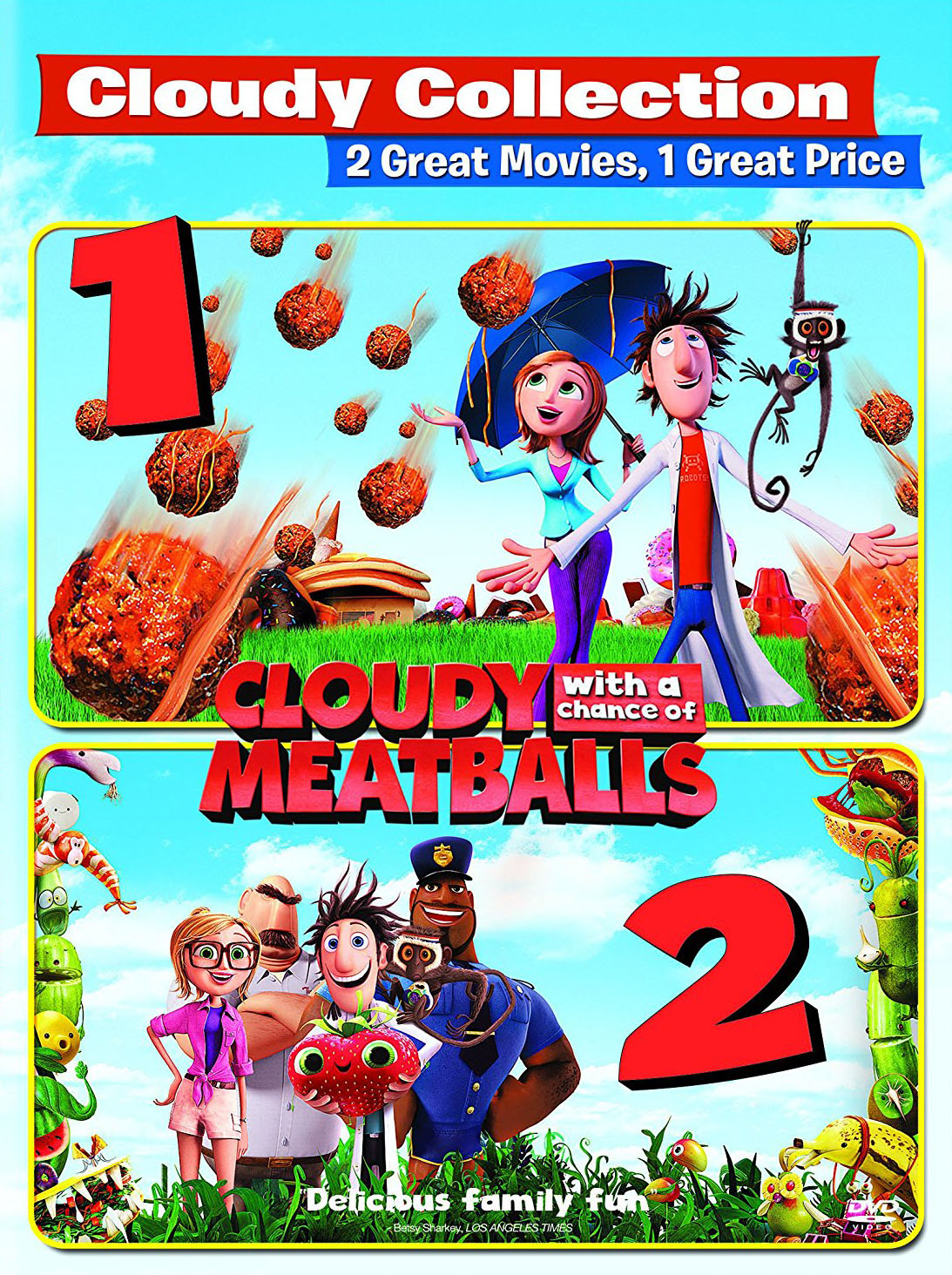 Cloudy With A Chance Of Meatballs Cloudy With A Chance Of