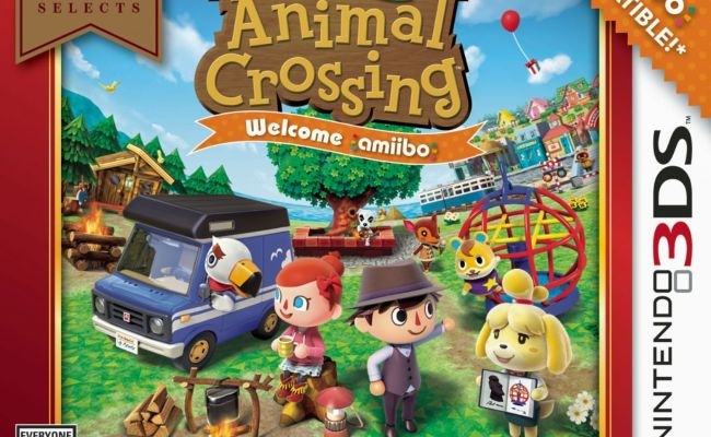 Nintendo Selects Animal Crossing New Leaf Welcome Amiibo Nintendo 3ds Ctrweaae Best Buy